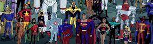 Cover DC animated universe (DCAU)