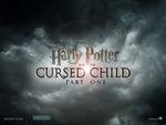 Affiche Harry Potter et l'Enfant Maudit - Partie un