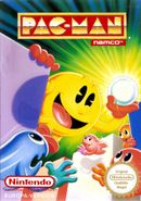 Jaquette Pac-Man
