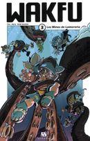 Couverture Les mines de Lamororia - Wakfu Manga, tome 3