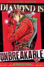 Couverture Diamond is Unbreakable, Vol.14 - Jojo's Bizarre Adventure (Saison 4), tome 42