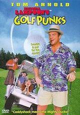 Affiche Les Allumés du golf