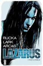 Couverture Pour la famille - Lazarus, tome 1