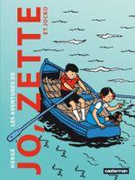 Couverture Les aventures de Jo, Zette et Jocko, l'intégrale