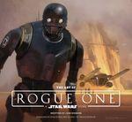 Couverture Tout l'art de Rogue One