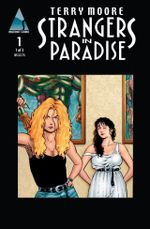 Couverture Strangers in Paradise (1993 - 2007)