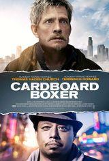 Affiche Cardboard Boxer
