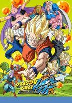 Affiche Dragon Ball Kai (2014)