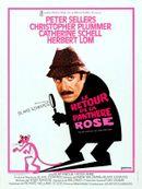 Affiche Le Retour de la panthère rose