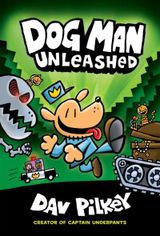Couverture Dog Man Unleashed (Dog Man #2)