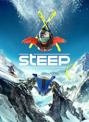 Jaquette Steep