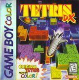 Jaquette Tetris DX