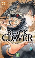 Couverture Black Clover