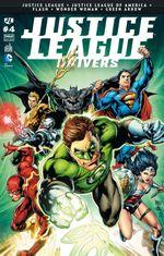 Couverture Justice League Univers, tome 4