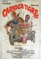 Affiche Carioca Tigre