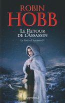 Couverture Le Retour de l'assassin - Le Fou et l'Assassin, tome 4