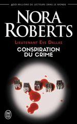 Couverture Conspiration du crime