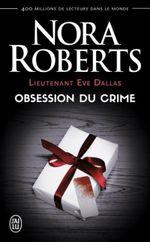 Couverture Obsession du crime