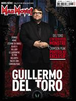 Couverture Mad Movies Collection Réalisateurs : Guillermo Del Toro