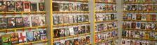Cover Films loués dans mon video club
