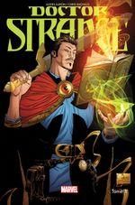 Couverture Les Voies de l'étrange - Doctor Strange (2015), tome 1