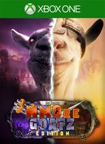 Jaquette Goat Simulator: MMOre GoatZ Edition