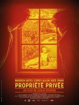 Affiche Propriété privée