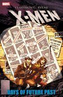 Couverture X-Men : Futur Antérieur