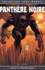 Couverture Qui est la Panthère noire ? - Panthère noire (100% Marvel), tome 1