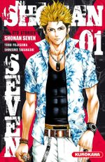 Couverture Shonan Seven, tome 1