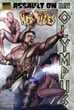 Couverture Hercule : L'Assaut du Nouvel Olympe