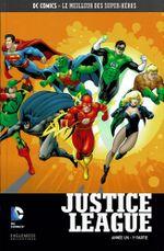 Couverture Justice League : Année Un (1ère partie)