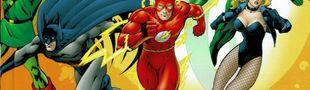 Couverture Justice League : Année un (1ère partie) - DC Comics, Le Meilleur des Super-Héros, tome 18