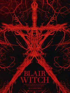 Affiche Blair Witch
