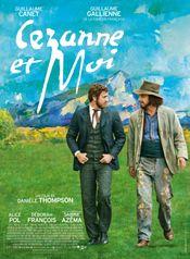 Affiche Cézanne et moi