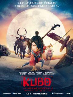 Affiche Kubo et l'Armure magique