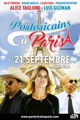 Affiche Des Portoricains à Paris