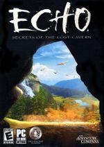 Jaquette Echo: Secrets of the Lost Cavern