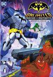 Affiche Batman Unlimited : Machines vs. Mutants