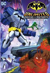 Affiche Batman Unlimited : Mechs vs. Mutants