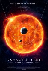 Affiche Voyage of Time: The IMAX Experience