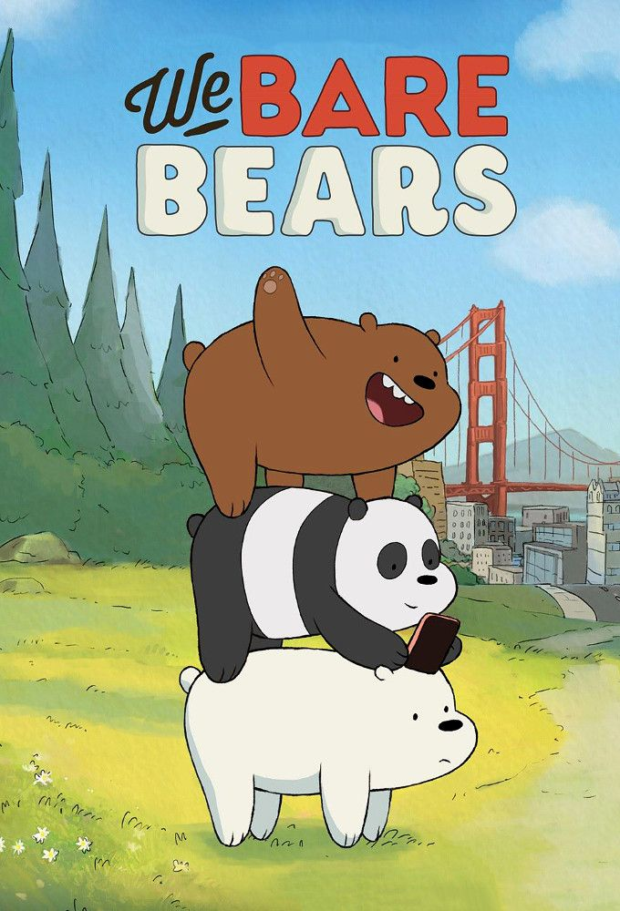 We bare bears charlie
