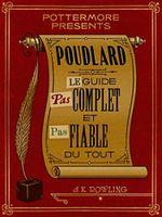 Couverture Poudlard Le Guide Pas complet et Pas fiable du tout