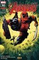 Couverture Retour de bâton - All-New Avengers, tome 4