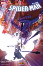 Couverture All-New Spider-Man, tome 4