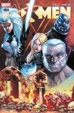 Couverture All-New X-Men, tome 4