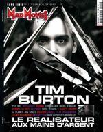 Couverture Mad Movies Collection Réalisateurs : Tim Burton