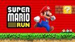 Jaquette Super Mario Run