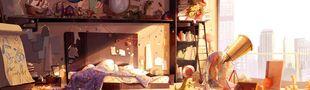 Cover Les mondes imaginaires qui prennent vie dans ma chambre