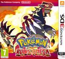 Jaquette Pokémon Rubis Oméga